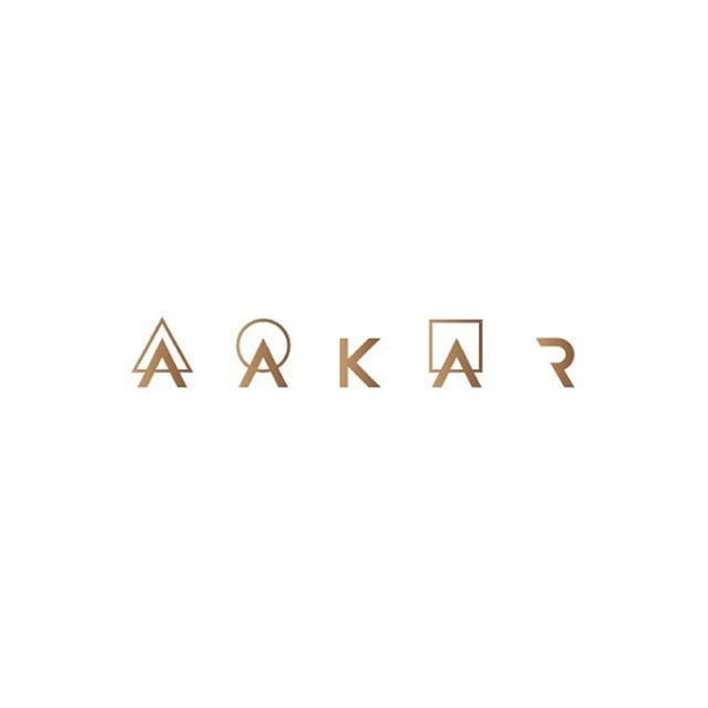 Logo inspiration: Aakar by @ Hire quality logo and branding
