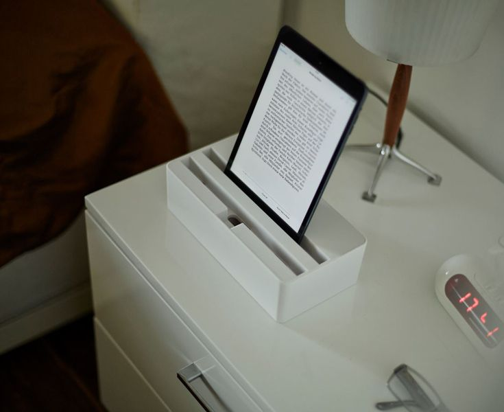 Alldock – multi-device charging dock • Available at thebigdesignmarket.com