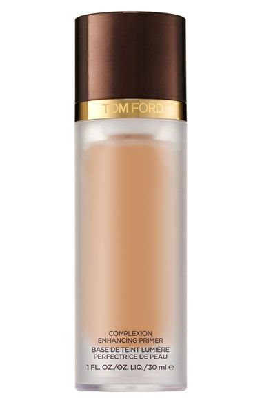 Tom Ford Complexion Enhancing Primer in Peach Glow #Nordstrom Beyoncé asks makeup artist to use peach primer on her skin