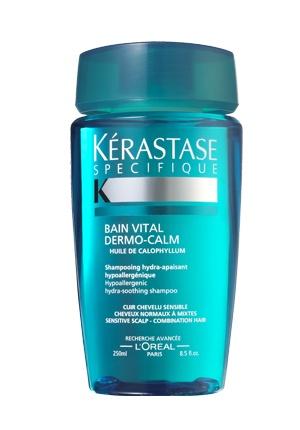 Bain vital Dermo-Calm #Kerastase #Specifique #Hair #Beauty #Haircare #Hairstyle