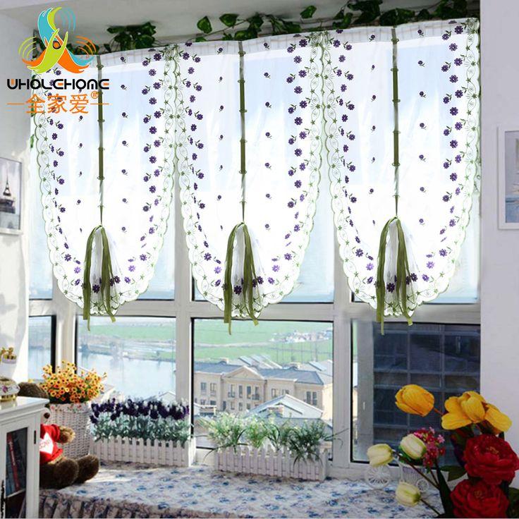 25 best roman curtains ideas on pinterest roman blinds - Decoration rideaux salon ...