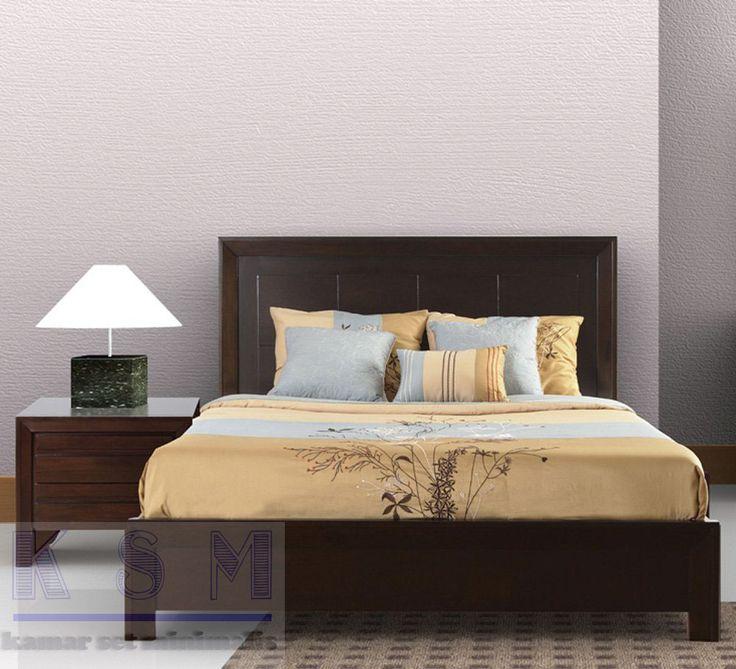 Tempat Tidur Set Minimalis Jepara ini diBangun dengan gaya struktur koleksi kontemporer serta dirancang arsitektur mebel asli jepara.