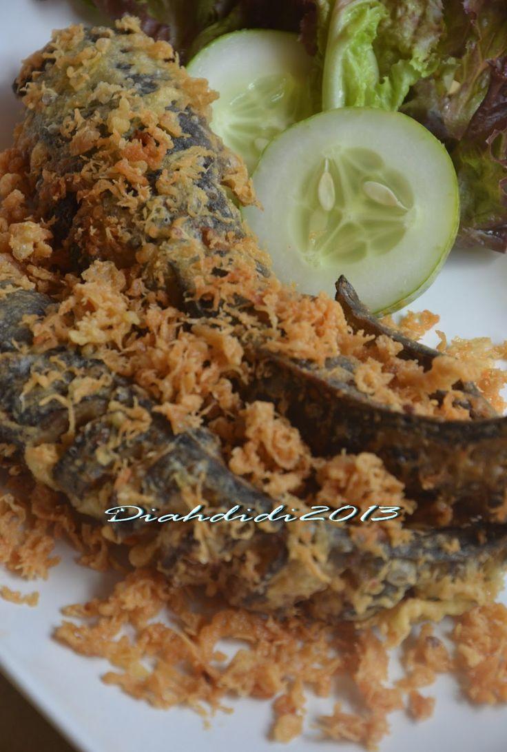 Diah Didi's Kitchen: Lele Goreng Kremes