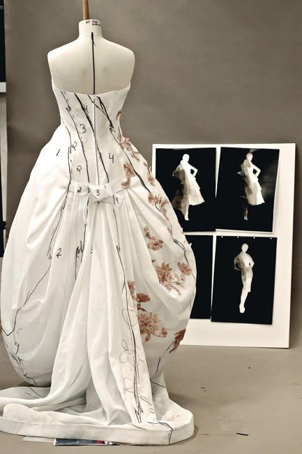 1000 images about draping on pinterest christian dior for Haute couture definition