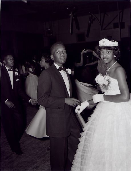 PROM NIGHT | 1960s —- Photograph by Henry Clay Anderson The Way We Were, Vintage African American Vernacular Photography by Black History Album (blackhistoryalbum.com)