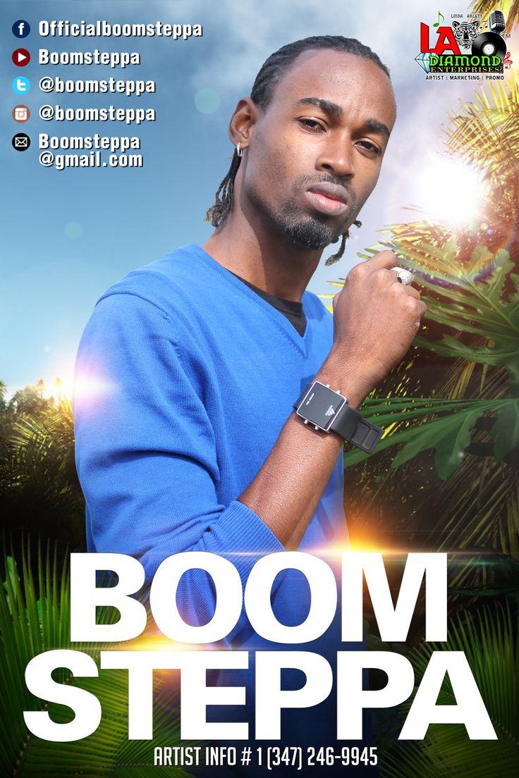 Boom Steppa Promo 2015