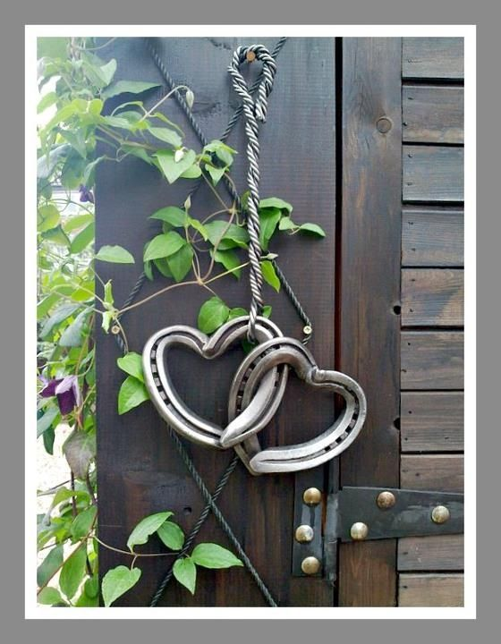 Horse Shoe Craft Craft Ideas Pinterest Wedding Too