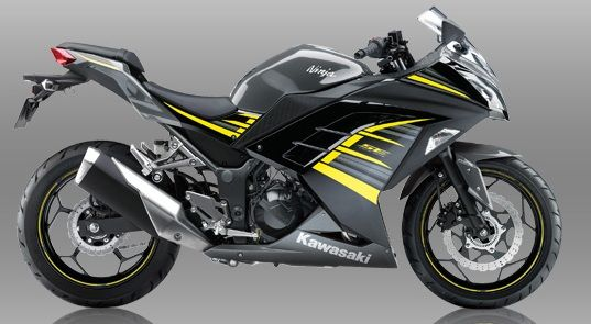 Ninja 250 ABS