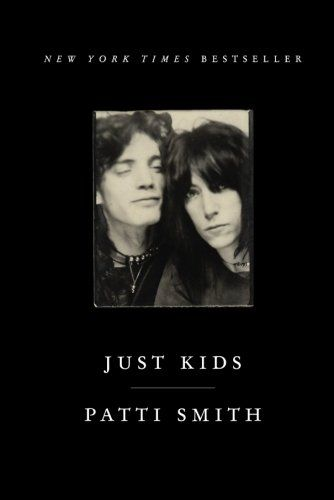 Just Kids/Patti Smith  Amazing story of connected souls.