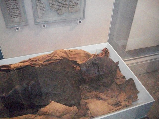 Cleopatra's mummy - I didn't know Cleopatra was ever found.  Would like to know more about this...