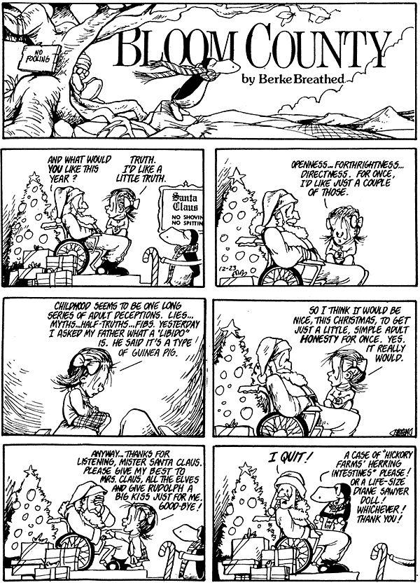 Walter and jasmine comic strip