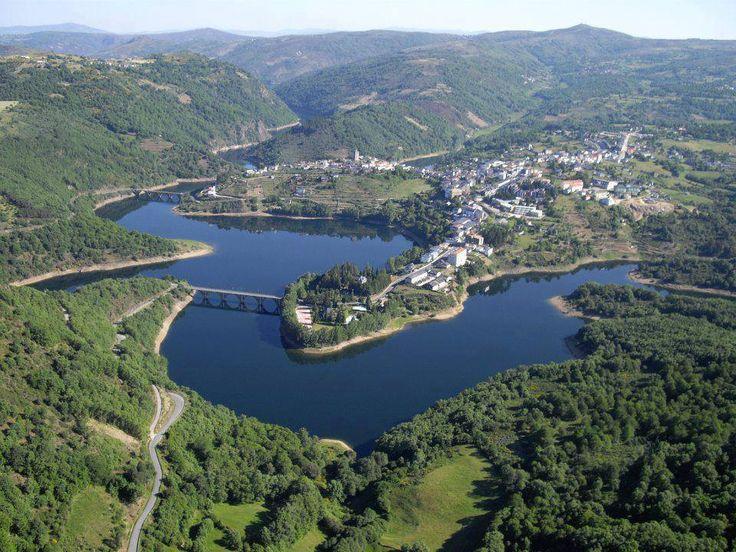 Viana do Bolo en Ourense