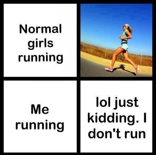 Funny Meme Girl Running : Funny memes tumblr meme