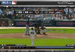 Baseball MLB 2012 in diretta streaming GRATIS in HD sul PC
