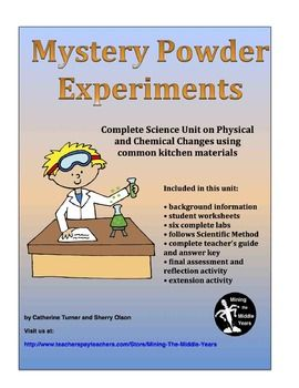 did you observe any chemical changes in this experiment Lab – evidence for chemical change in this experiment you will observe a sequence of changes that occur when a solution that begins as copper (ii).