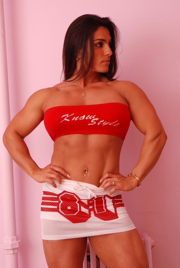 You Luciana andrade bodybuilder nude theme