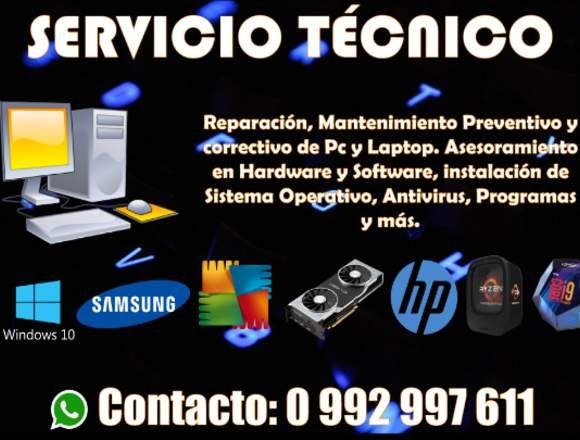Servicio Técnico Pc Asunción D C Reparacion De Computadoras Servicio Técnico Mantenimiento Preventivo