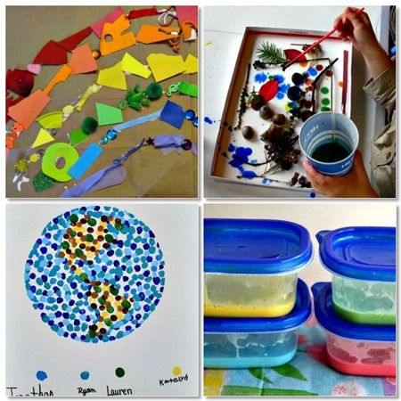 25 BEST Earth Day Activities for Kids! from b-inspiredmama.com