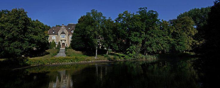 German Castles: Historical building in Aschersleben
