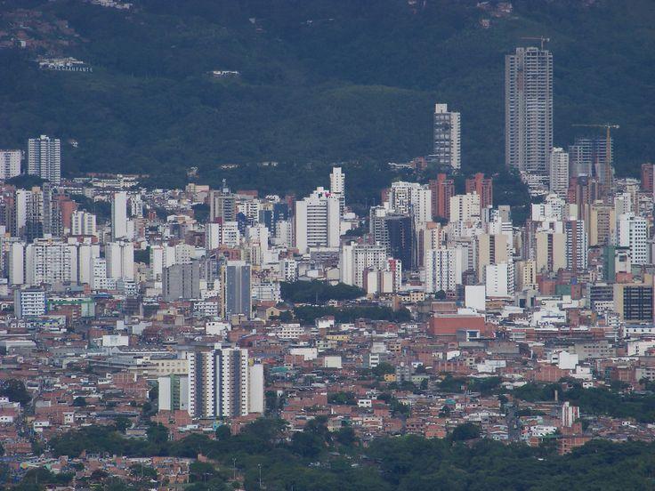 https://flic.kr/p/prqR9u | Panoramica Centro Bucaramanga
