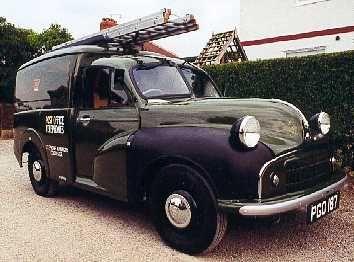 Front Of The Van