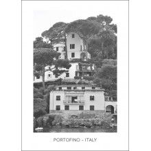 "Juliste ""Portofino - Italy IV"""