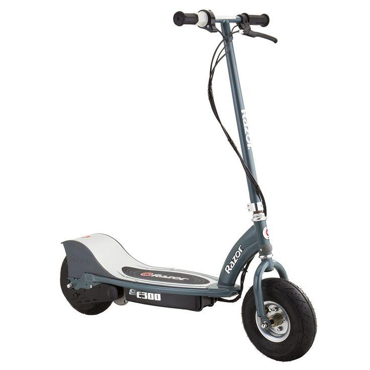 Razor E300 Electric Scooter - Charcoal | Toys R Us Australia