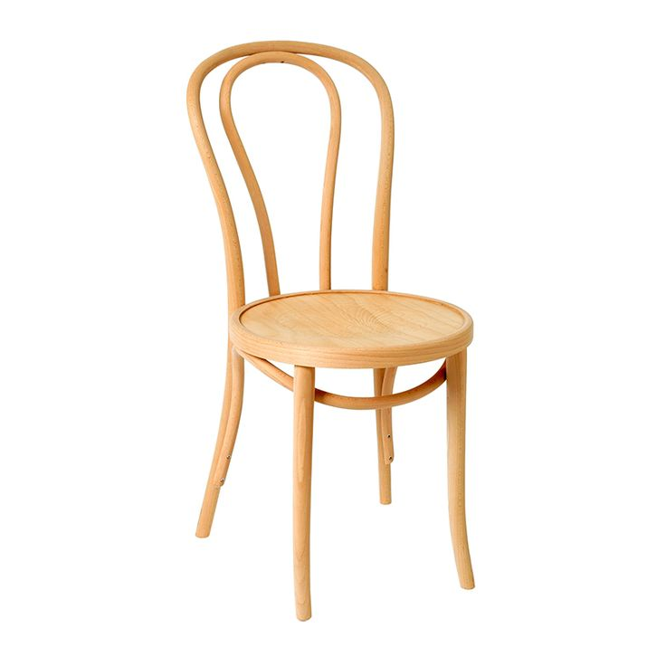 Bentwood Chair No18 Natural - Made in Poland - Classic Michael Thonet Design - Available at JMH Furniture   Delivery Australia wide