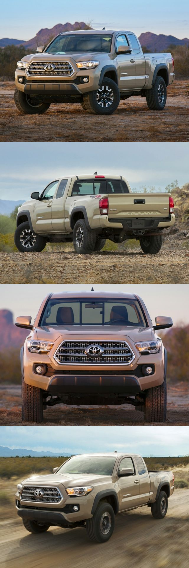 Come take a look at the all new 2016 toyota tacoma redesigned and ready for