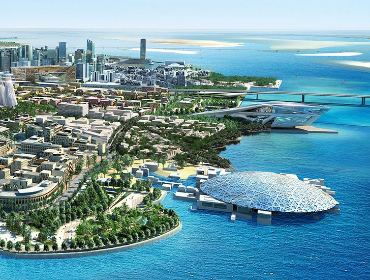 The Louvre Abu Dhabi will be the first universal museum located in the Arab world when it opens later in 2015.