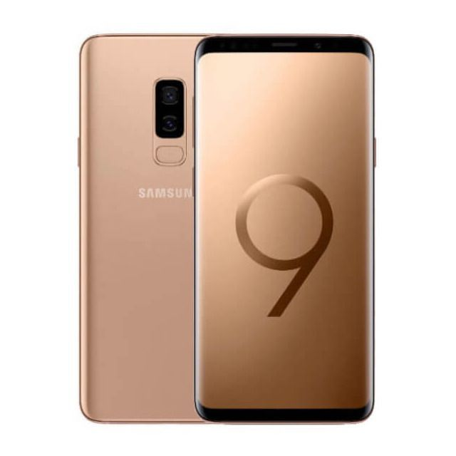 Samsung Samsung Galaxy S9 Plus 6gb 64gb Oro Dual Sim G965 In 2020 Samsung Galaxy S9 Samsung Galaxy Dual Sim