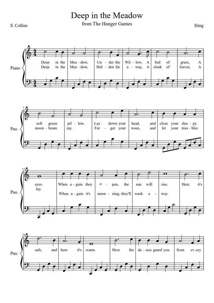 the show piano sheet music pdf