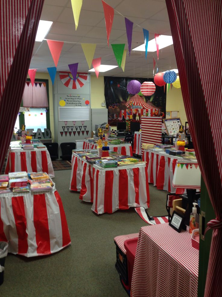 Classroom Birthday Party Ideas : Best circus theme classroom images on pinterest