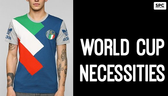 Necessary World Cup Accessories