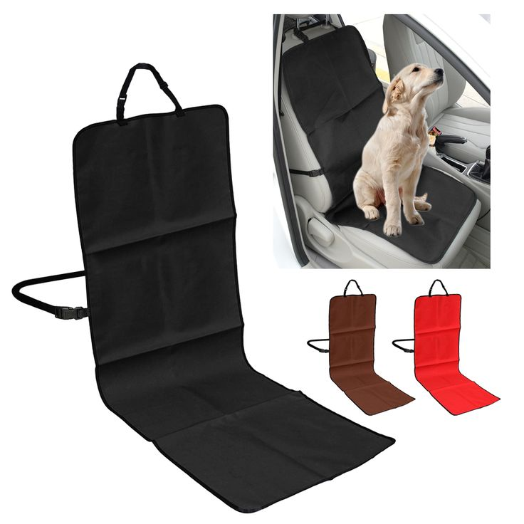 Waterproof Dog Car  SUV Seat Cover Truck Front Seat Mat Protector Foldable and Durable For Small Medium Large Pet Oxford  #Affiliate