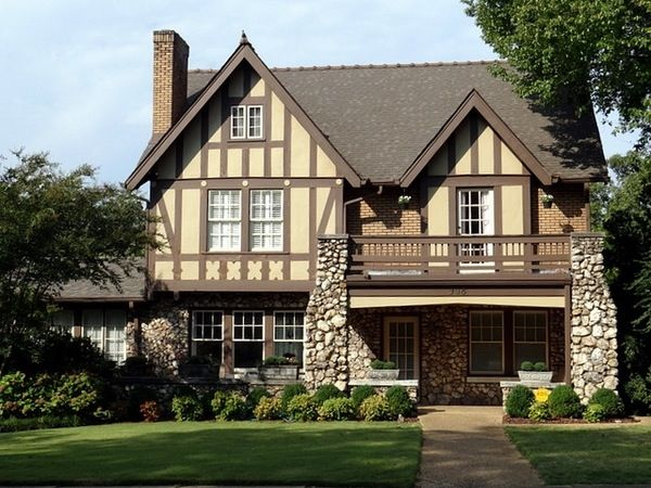 17 best images about tudor style house designs on - Tudor revival exterior paint colors ...