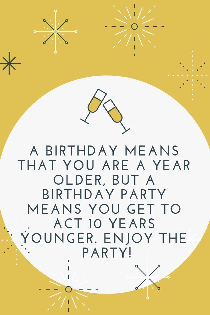 Happy Birthday Quotation