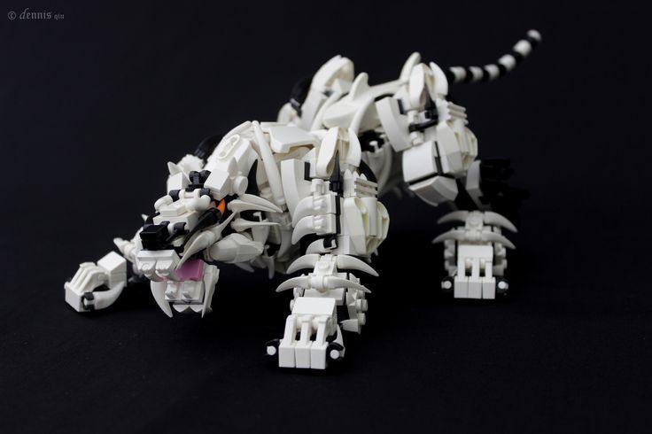 Harimau Putih 3 | by dennis qiu