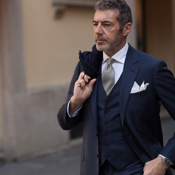 trust yourself — lucianobarberaofficial:   Work week elegance. Fall...