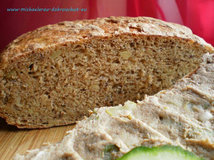 Dobrou chuť: Bramborový chleba kynutý