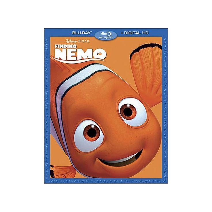 Finding Nemo (Blu-ray), Movies
