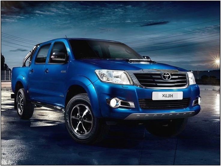 Toyota Hilux Picture Gallery - https://www.twitter.com/Rohmatullah77/status/698868295458541569