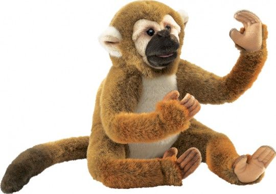 Squirrel Monkey Puppet RRP £24.99, sale price £12.50. Offer for limited time only! - GONE