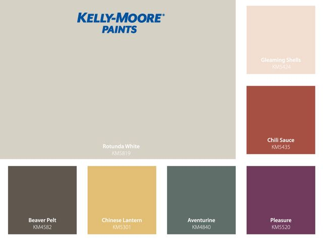 pleasurable exterior beach house colors. Our fall palette features 7 of Sunset s favorite colors selected  exclusively from Kelly Moore Paints 14 best Paint Job images on Pinterest Color palettes Beach
