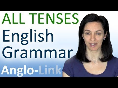 All Tenses - English Lesson - YouTube -         Repinned by Chesapeake College Adult Ed. We offer free classes on the Eastern Shore of MD to help you earn your GED - H.S. Diploma or Learn English (ESL).  www.Chesapeake.edu