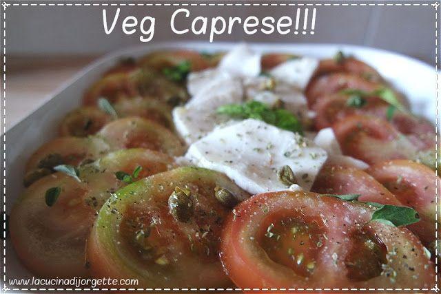 la cucina di Jorgette: Veg-Mozzarella con latte di Anacardi!!!