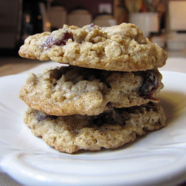 Cranberry Walnut Oatmeal Cookies | Food/Recipe Ideas | Pinterest