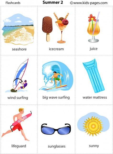 Summer Study Flash Cards, Grade 2 by Flash Kids (COR ...
