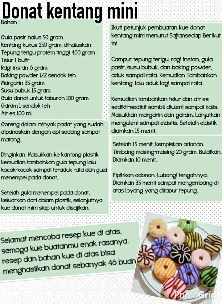 Pin Oleh Kris Dan Di Indonesian Food Resep Kue Resep Kue