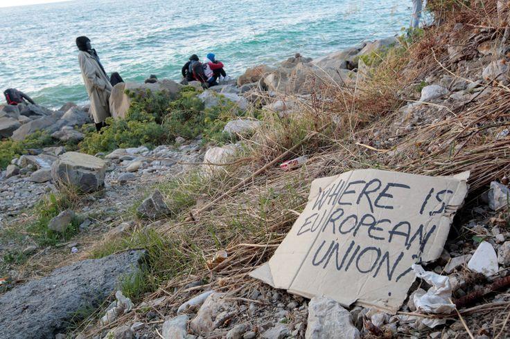 Han muerto más de 700 personas en el Mediterráneo en una sola semana